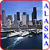 Alaska cruises from Seattle consist of a number of 7 day round trip itineraries.
