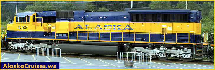 Alaska Railroad Tours and Whistle Stop Excursions.